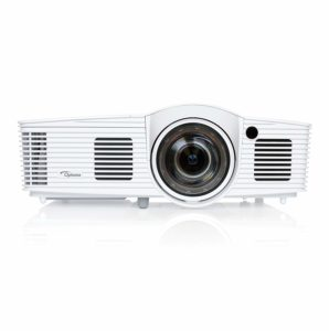 Optoma EH200ST Full 3D 1080p 3000 Lumen DLP Short Throw Projector