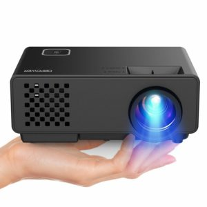 DBPOWER RD810 Portable Mini Projector
