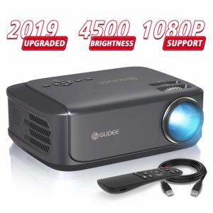 GuDee Full HD Video Projector