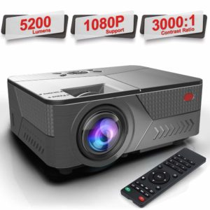 Pansonite Portable Projector