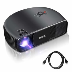 Tainidi Full HD Projector 3600 Lux