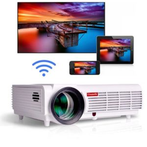 Gzunelic Full HD Home Projector