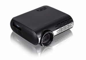 Gzunelic LED Smart Projector