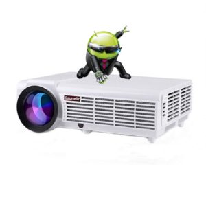 Gzunelic Video Android Wi-Fi Projector