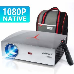 VIVIBRIGHT f40 Native 1080P Projector