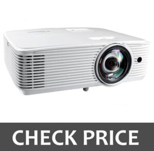 Optoma GT1080HDR Short Throw Gaming Projector