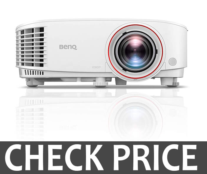 BenQ TH671ST 1080p Short Throw Gaming Projector