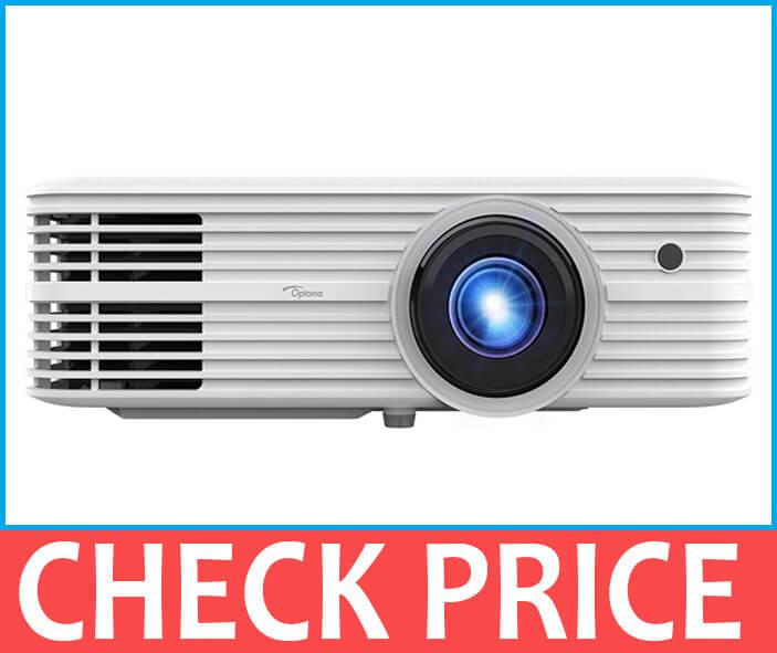 Optoma UHD52ALV True 4K UHD Smart Projector