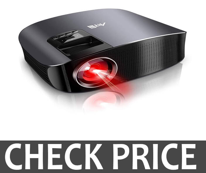 Artlii Full HD 1080P Projector
