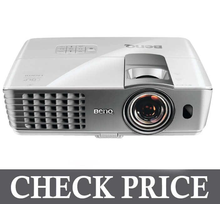 BenQ W1080ST 3D Short Throw Projector