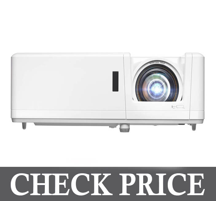 Optoma GT1090HDR Short Throw Projector