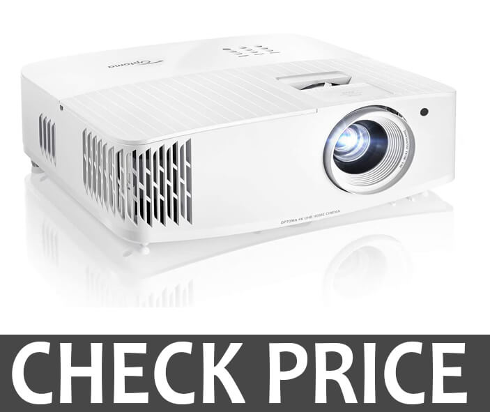 Optoma UHD30 True 4K UHD Gaming Projector
