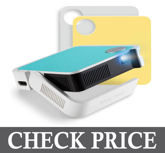 ViewSonic M1 Mini LED Projector