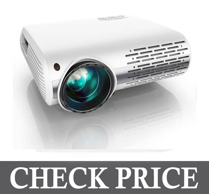 YABER Y30 1080P Projector