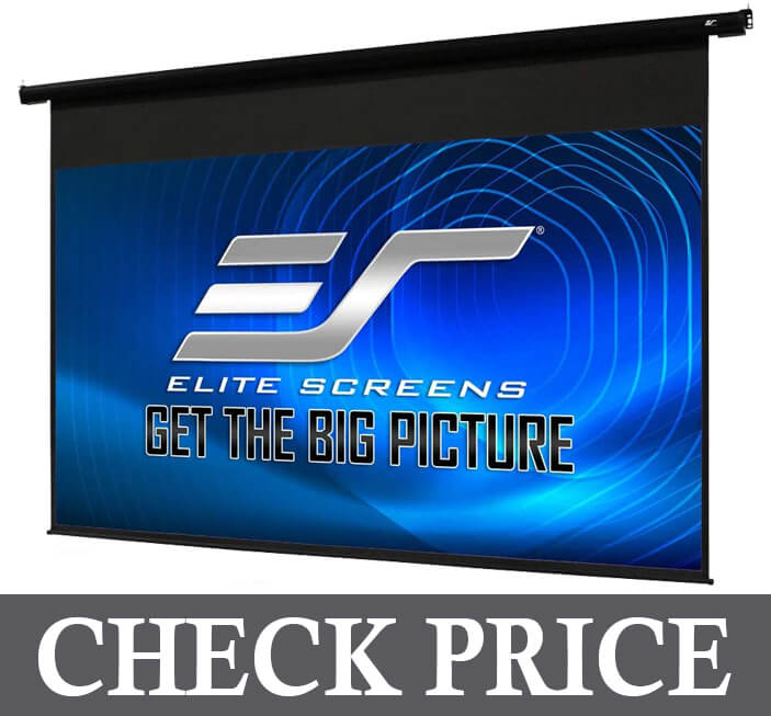 Elite Screens Spectrum Electric Motorized Projector Screen