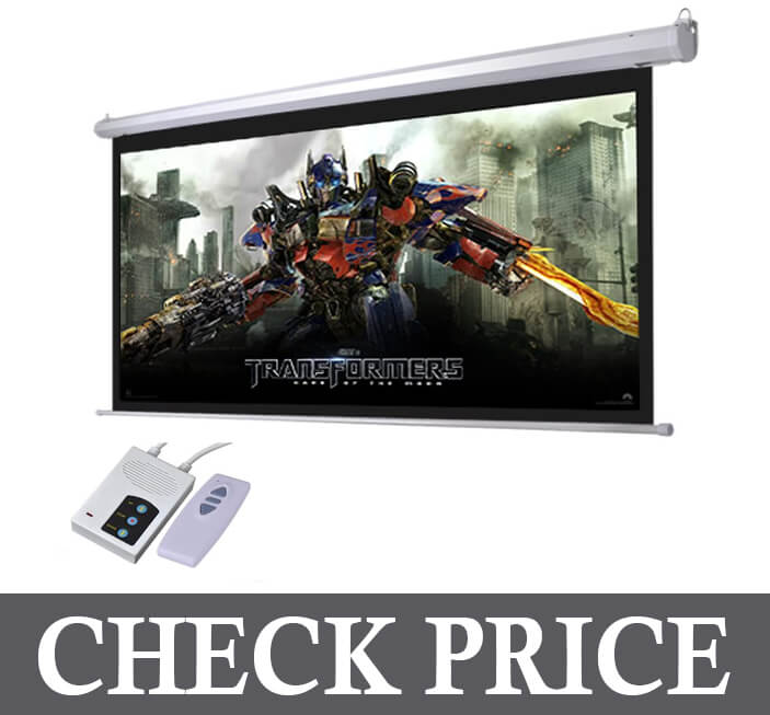 Yescom 92 Projector Screen