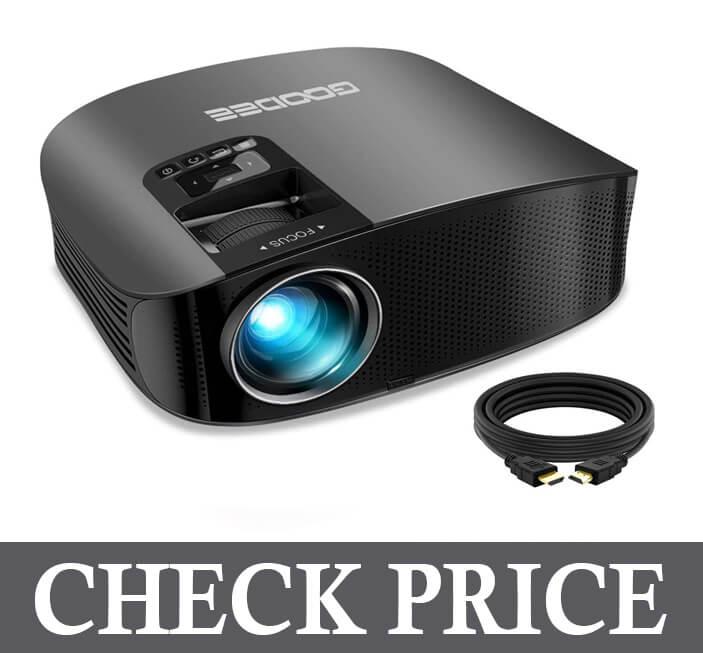 GooDee YG600 Projector