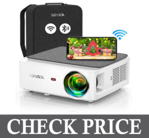 YABER V6 WiFi Bluetooth Projector