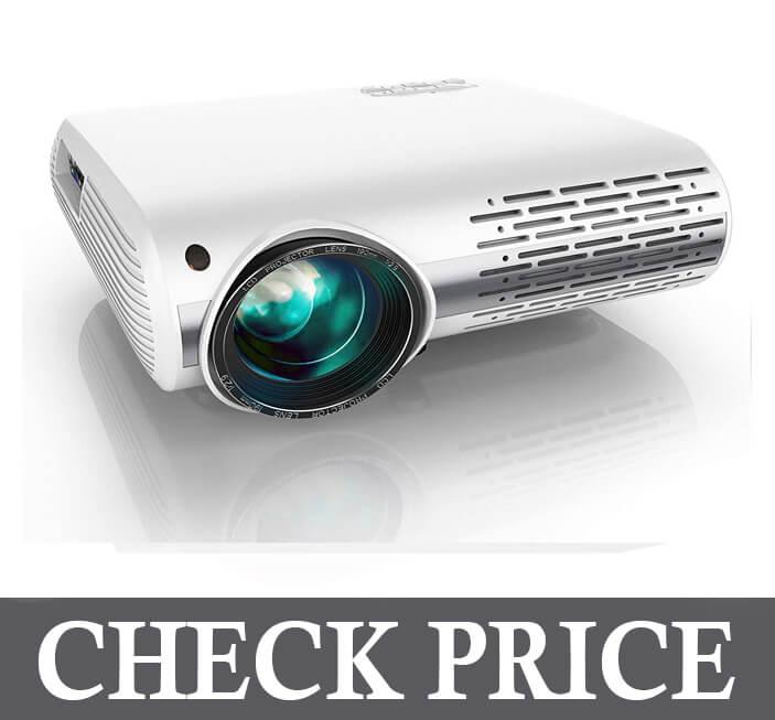 YABER Y30 Native 1080P Projector