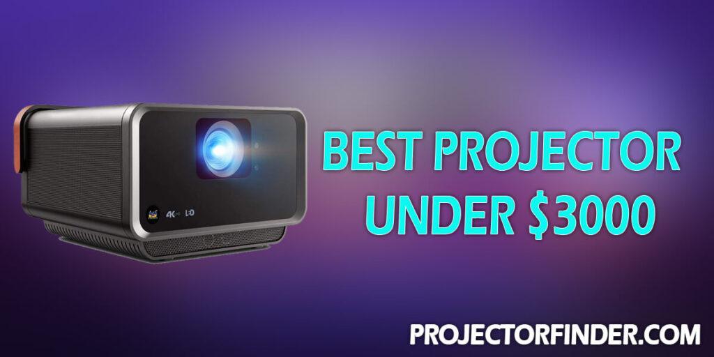 Best Projector Under 3000