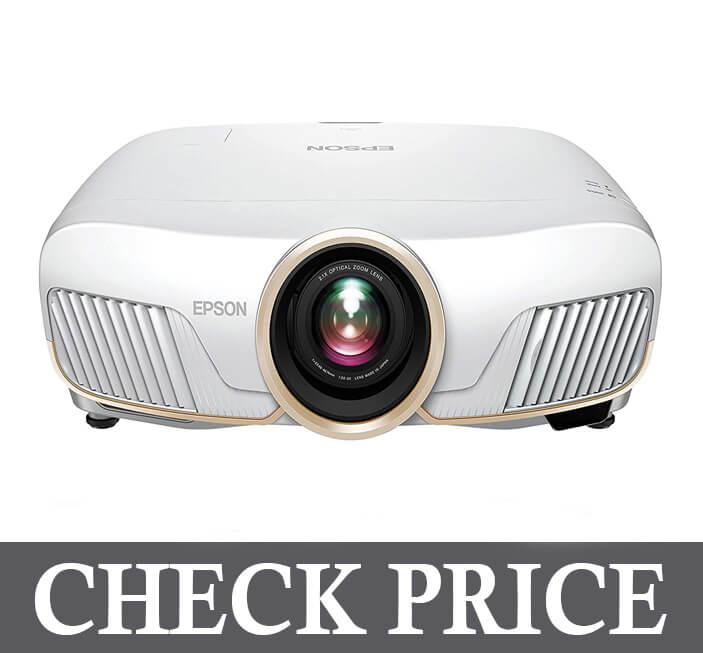 Epson Home Cinema 5050UB 4K Projector