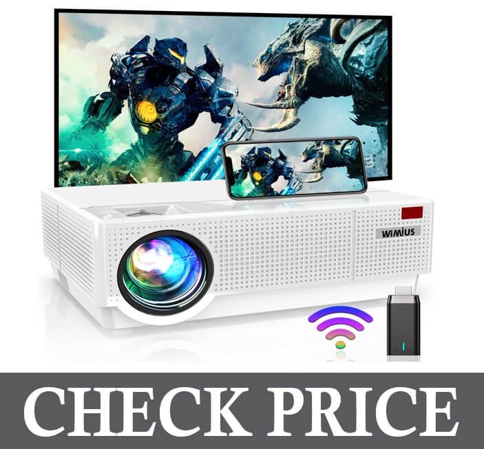 WiMiUS P28 7500L Projector