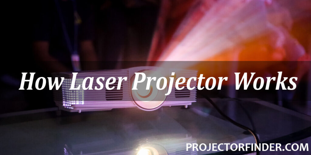 How Laser Projector Works