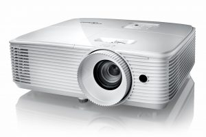 Optoma HD39HDR Best Budget projector for gaming
