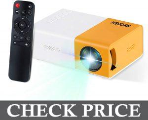 Portable Mini Projector LED Video Projector
